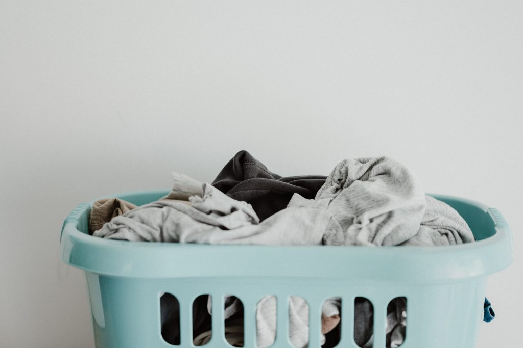 Individuals can be more energy efficient by doing laundry in cold water
