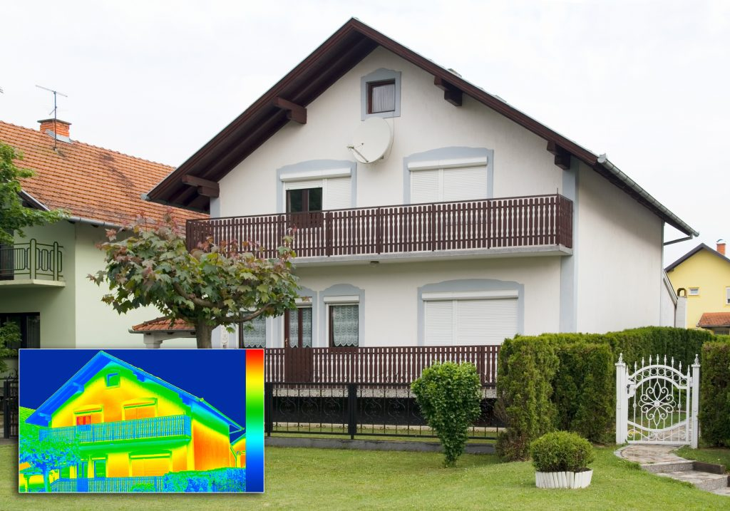 Save energy in winter by insulating your home