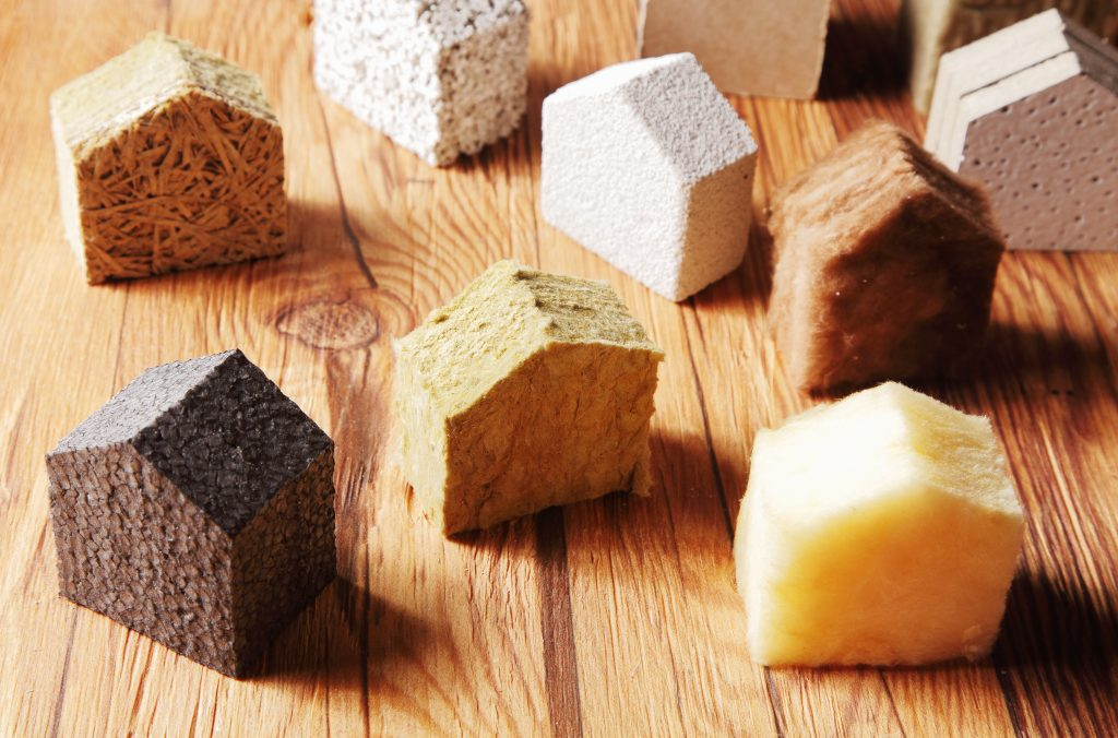 What to know about insulation: types of insulation
