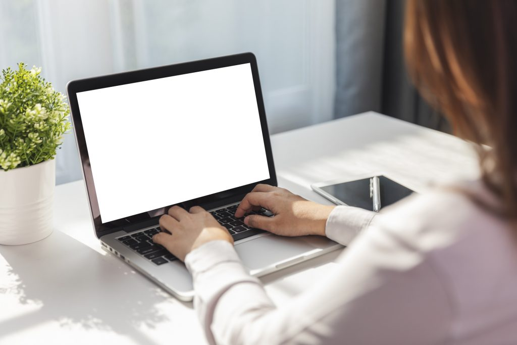 Save energy while working from home on your laptop